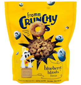 Fromm Fromm Crunchy O's: Blueberry Blasts, 26 oz
