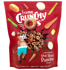 Fromm Fromm Crunchy O's: Pot Roast Punchers, 26 oz