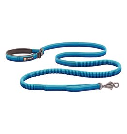 Ruffwear Roamer Leash: Blue Atoll, 7.3 - 11 ft