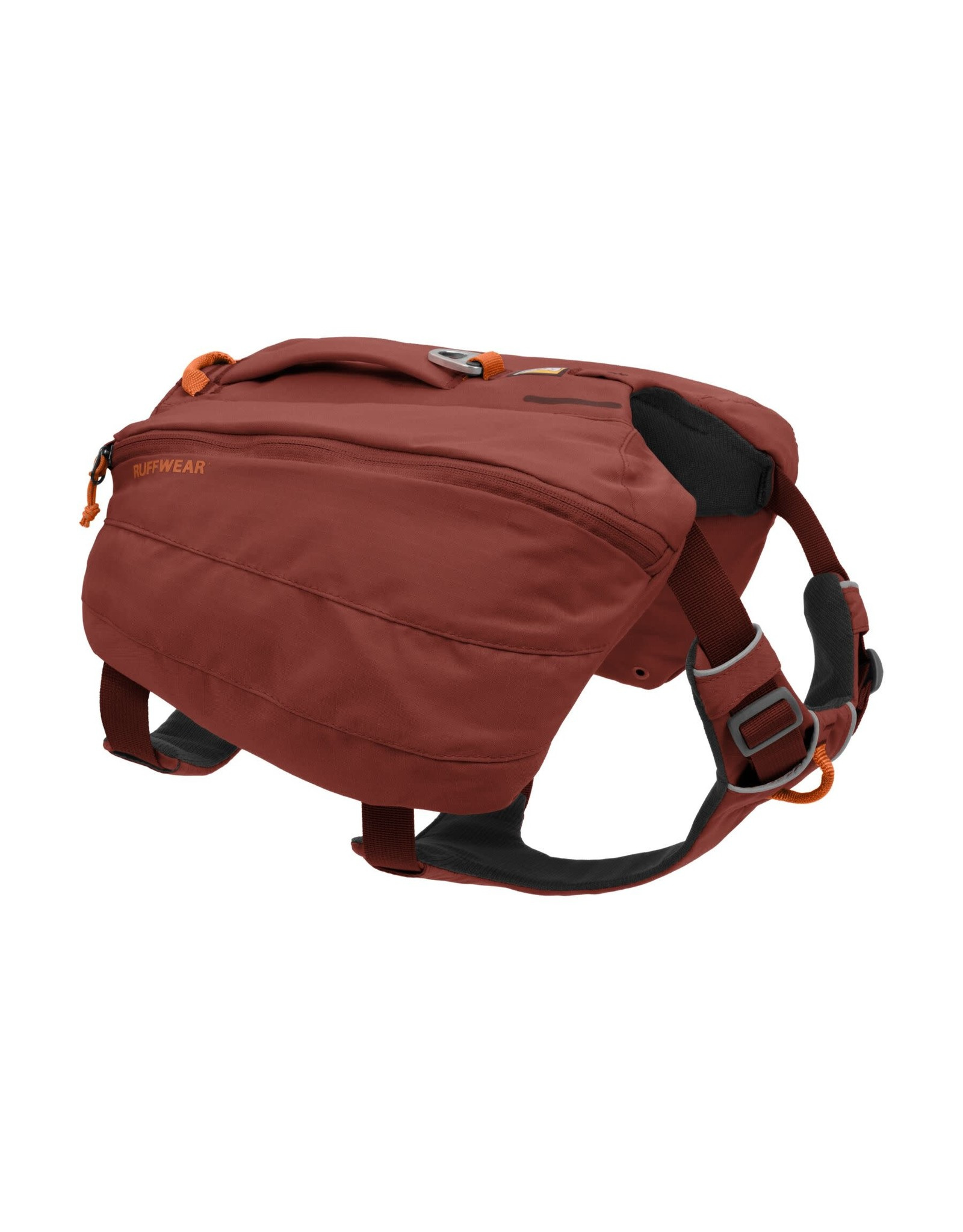 Ruffwear Front Range Day Pack: Red Clay, M