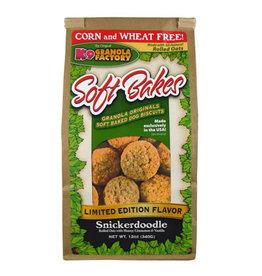 K9 Granola Factory Soft Bakes: Snickerdoodle, 12 oz