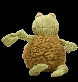 Hugglehounds FlufferKnottie: Fiona the Frog, L