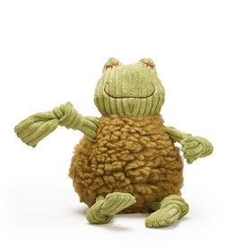 Hugglehounds FlufferKnottie: Fiona the Frog, S