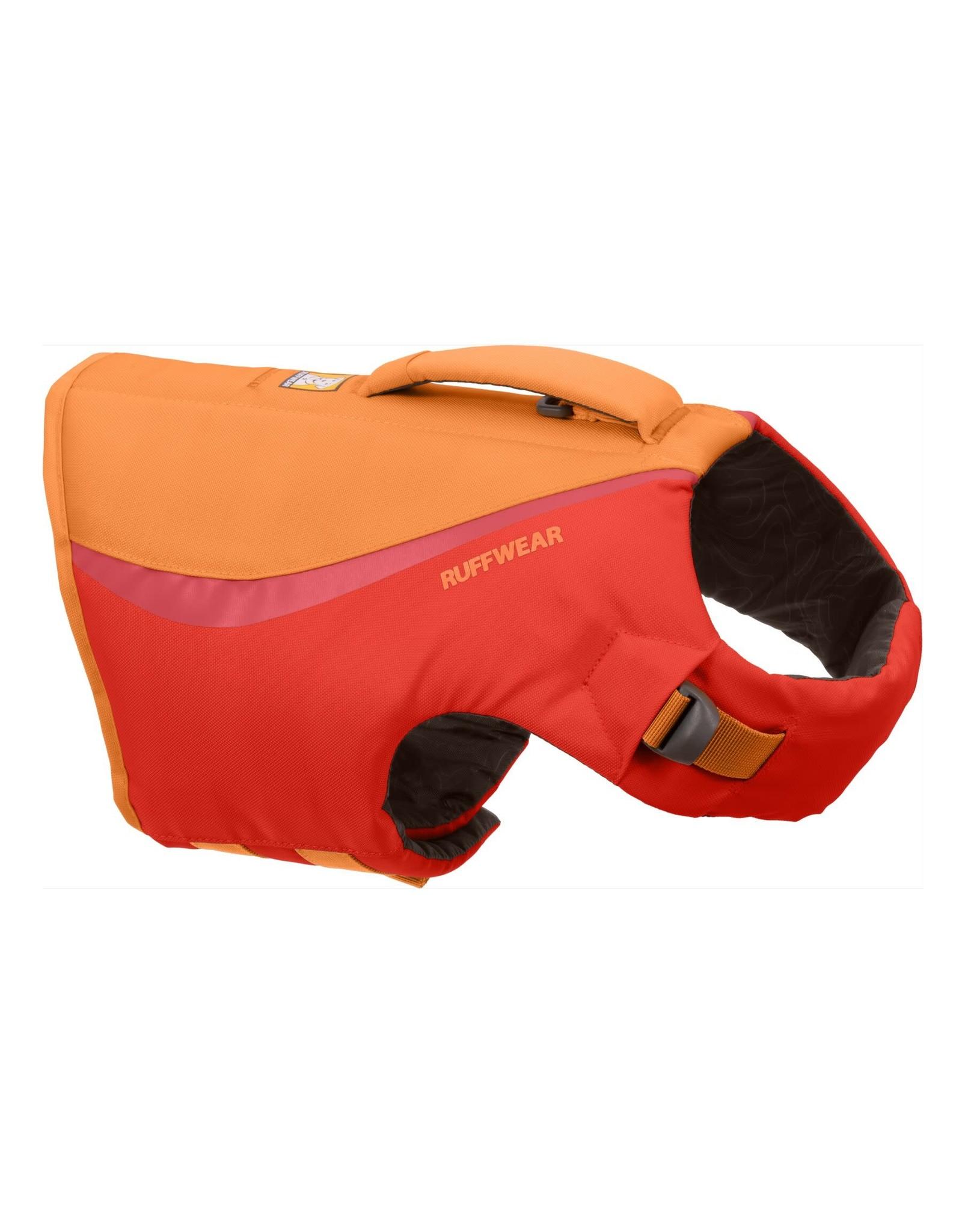 Ruffwear Float Coat: Red Sumac, S