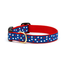 Up Country Stars Collar: Wide, M