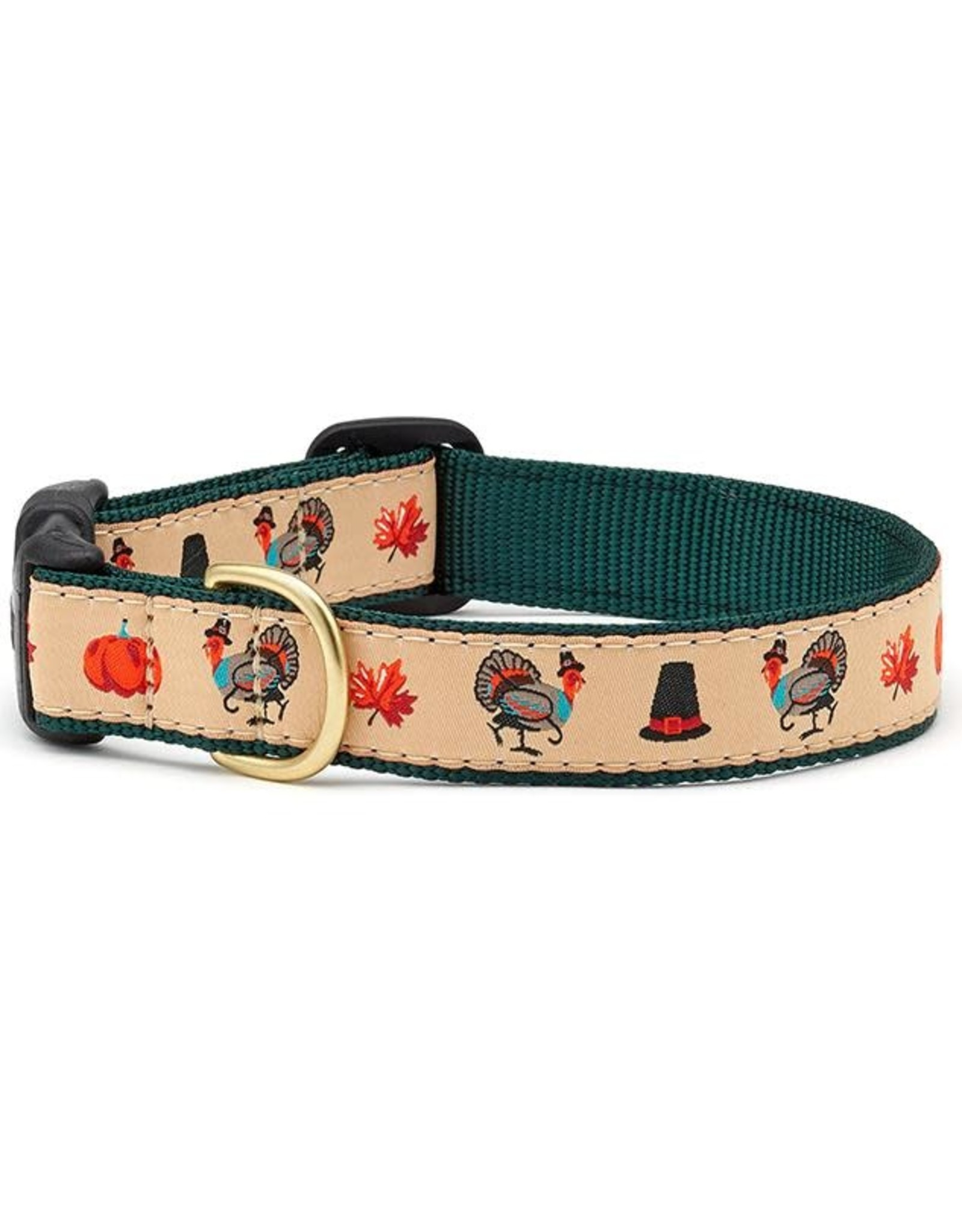 Up Country Turkey Trot Collar: Wide,  L