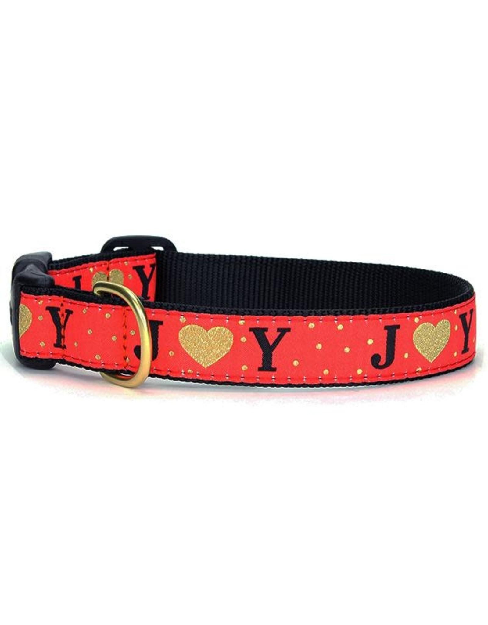 Up Country Joy Collar: Narrow, XS