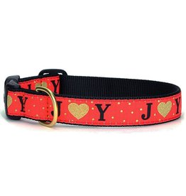 Up Country Joy Collar: Wide, M
