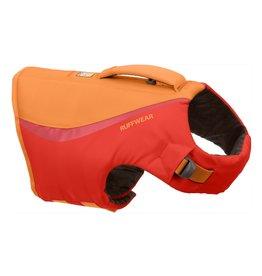 Ruffwear Float Coat: Red Sumac, L