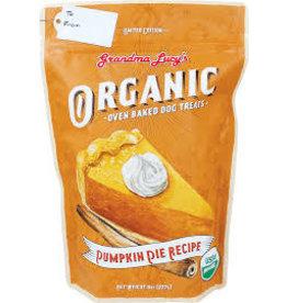 Grandma Lucy's Organic Holiday Pumpkin Pie Treats:, 8 oz