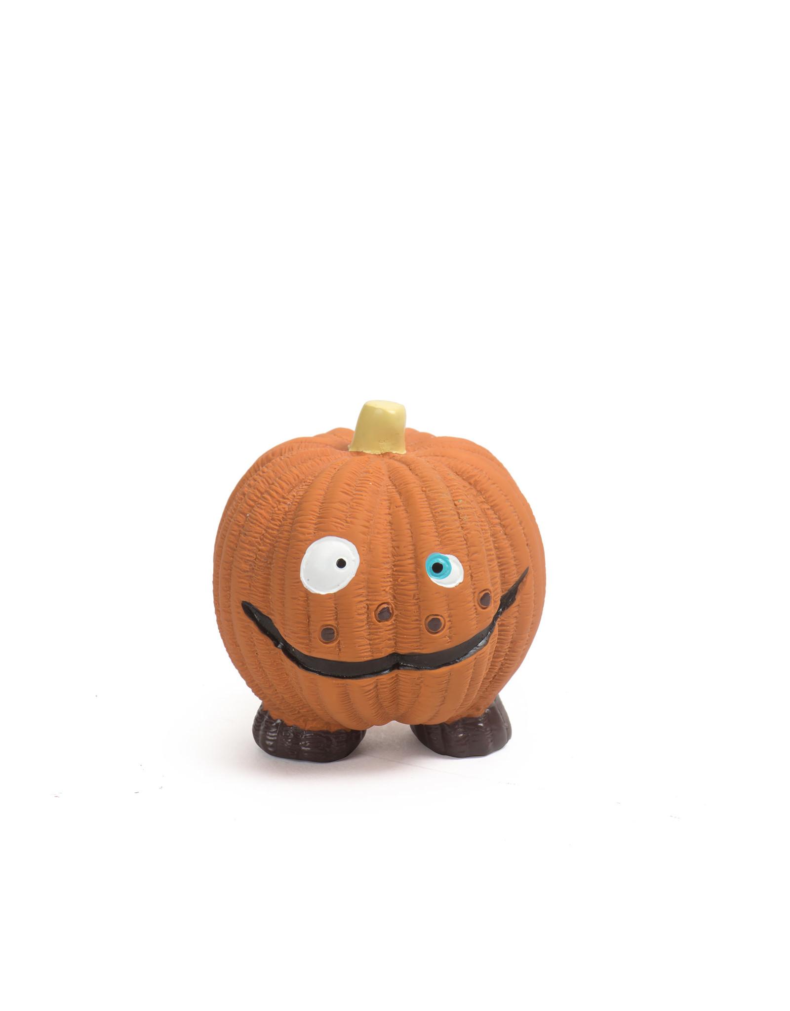 Hugglehounds Halloween Ruff-Tex: Harvest Pumpkin, S