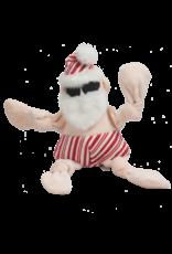 Hugglehounds Peppermint Collection: Beach Bum Santa Knottie, L