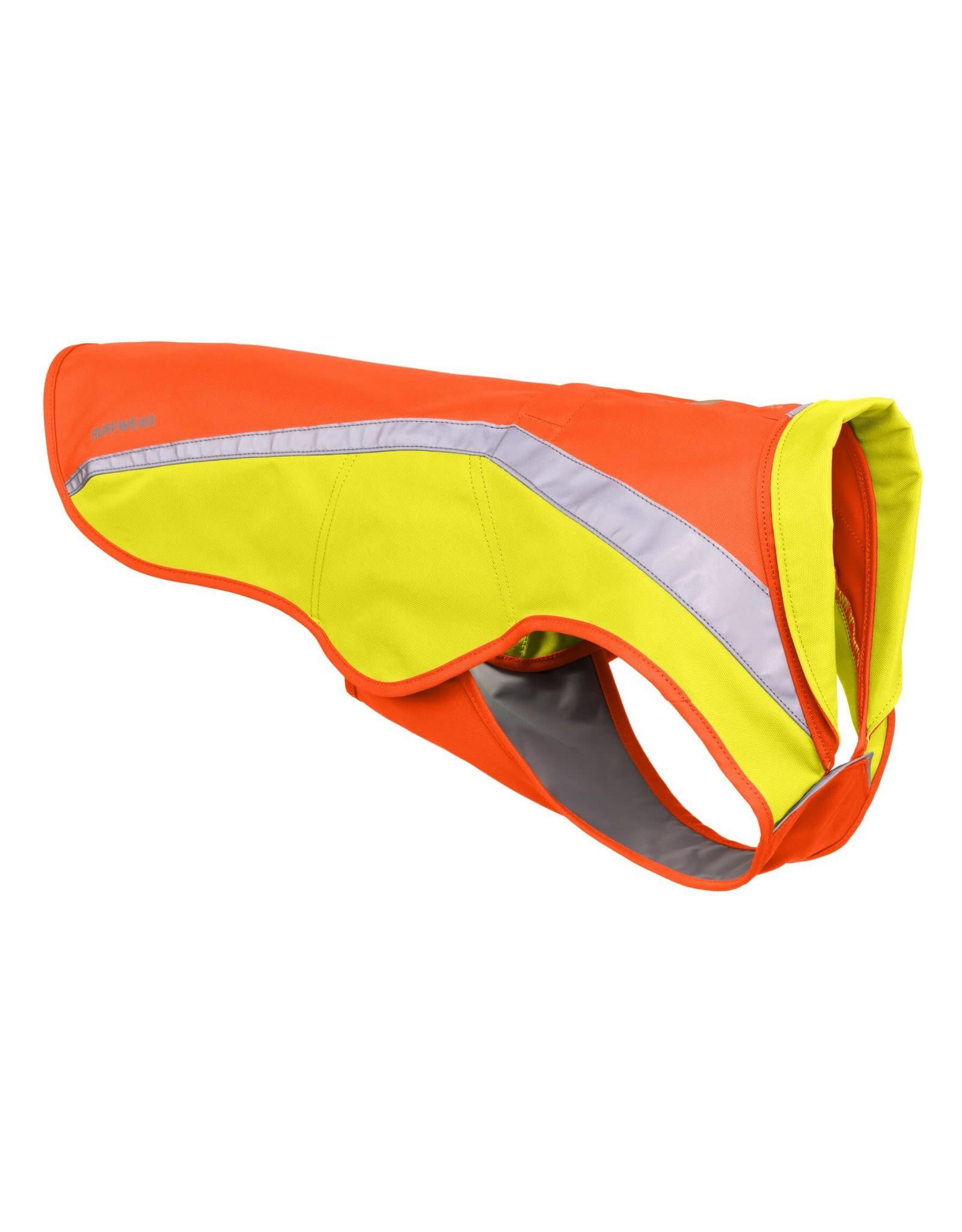 Ruffwear Lumenglow High-Vis Jacket: Blaze Orange, XS
