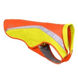Ruffwear Lumenglow High-Vis Jacket: Blaze Orange, S