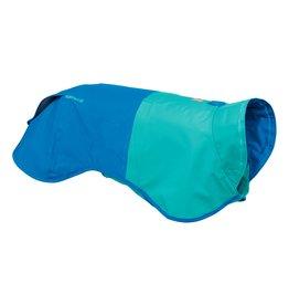 Ruffwear Sun Shower Rain Jacket: Blue Dusk, L