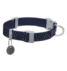 Ruffwear Confluence Collar: Midnight Blue, 20 - 26 in