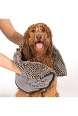 Dog Gone Smart Pet Products Dirty Dog Shammy Towel: Grey, os
