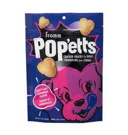 Fromm Fromm Pop'etts: Crispy-Airy Cranberry, 6 oz
