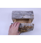 Jewelry Box with Secret Drawer HzMed