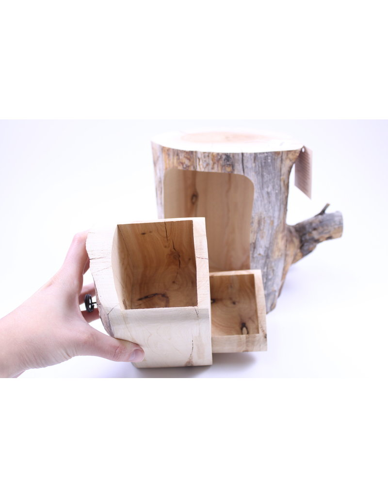 Jewelry Box with Secret Drawer VtMed