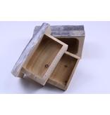 Jewelry Box with Secret Drawer HzSml