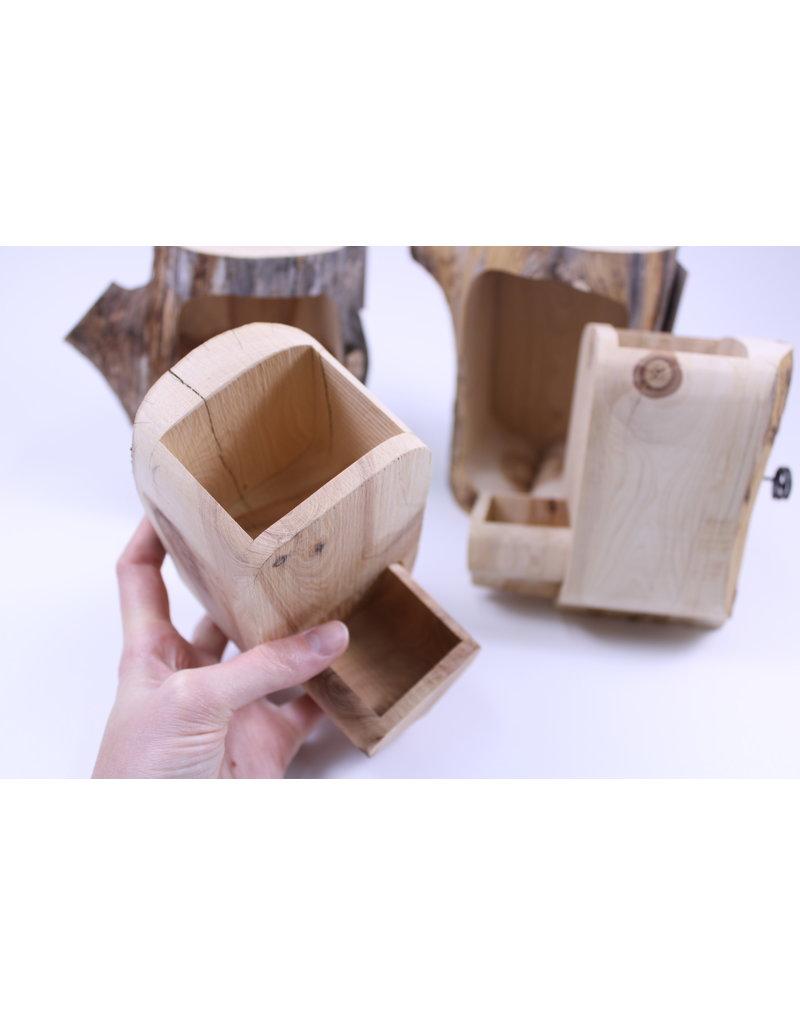 Jewelry Box with Secret Drawer VtSml