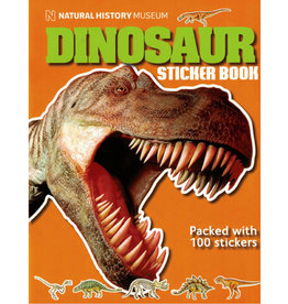 Natural History Museum Dinosaur Sticker Book