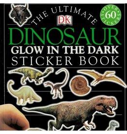 The Ultimate Dinosaur Glow in the Dark Sticker Book