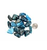 "Apatite Tumbled 1 1/4"" Pocket Stone"