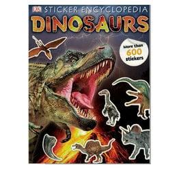 Sticker Encyclopedia:  Dinosaurs