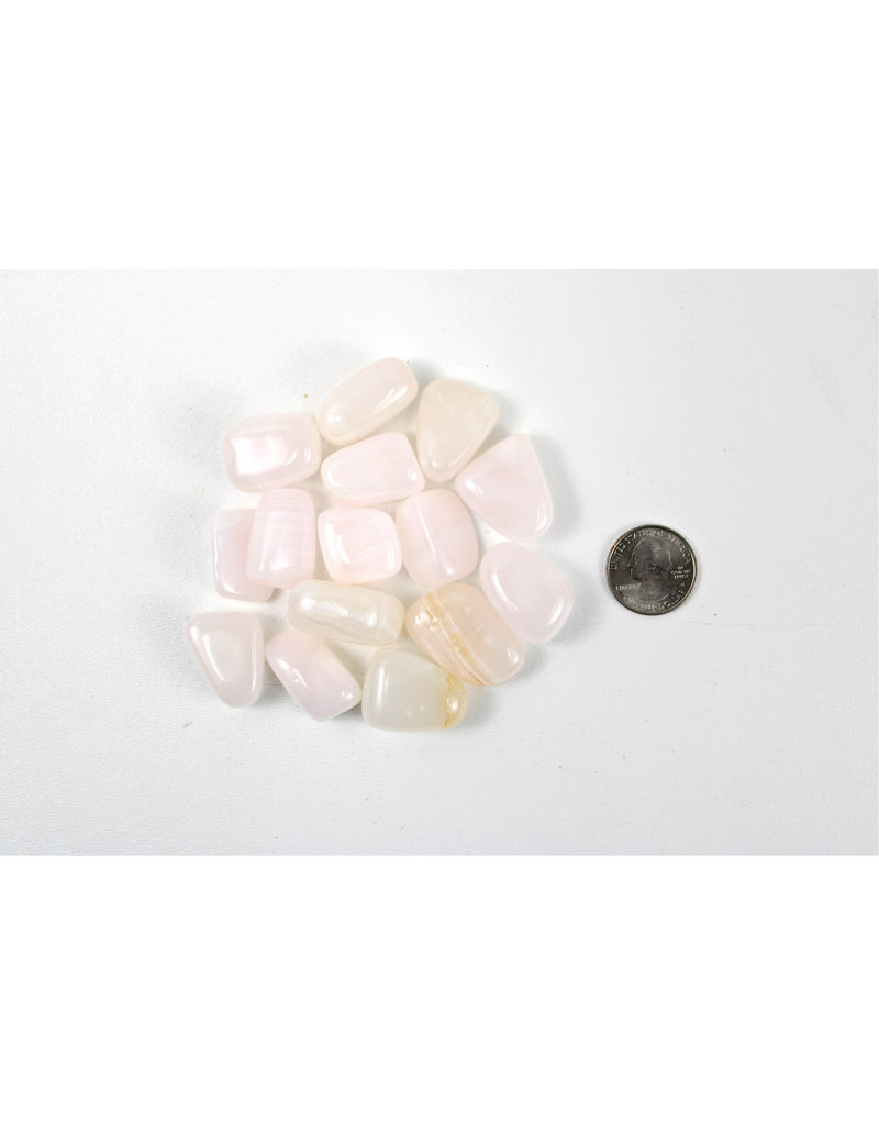 Calcite Pink Pakistan Tumbled