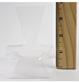 "Medium Deep Easel Stand - 2.75"" W x 3.5"" H"