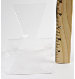 """Large Deep Easel Stand 3.875"""" W x 4.625"""" H"""