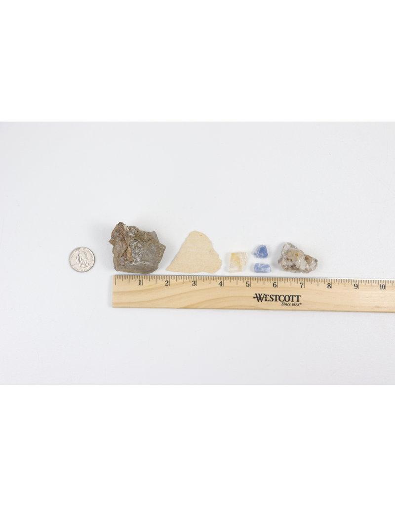 Fizzy Carbonates Test Kit