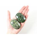 Nephrite Palm Stone Peru 76-100g