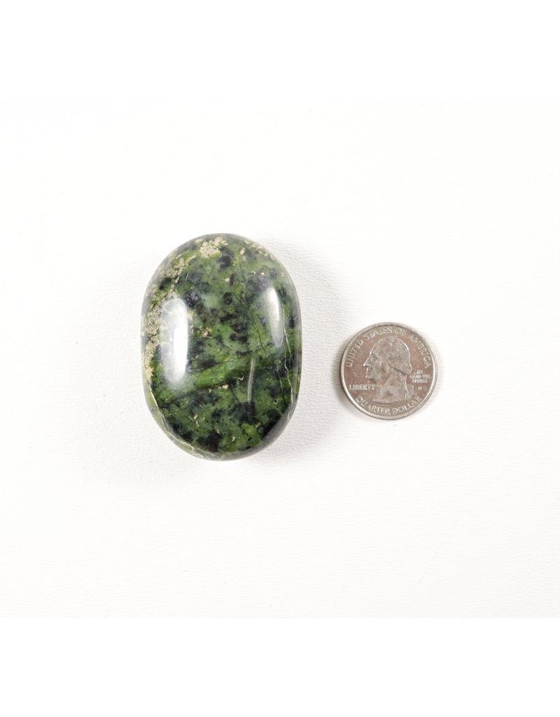 Nephrite Palm Stone Peru 51-75g