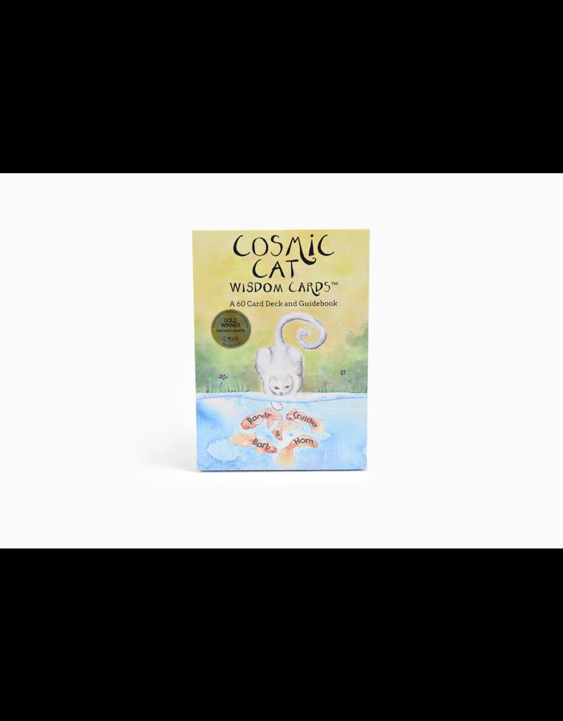 Cosmic Cat Wisdom Cards