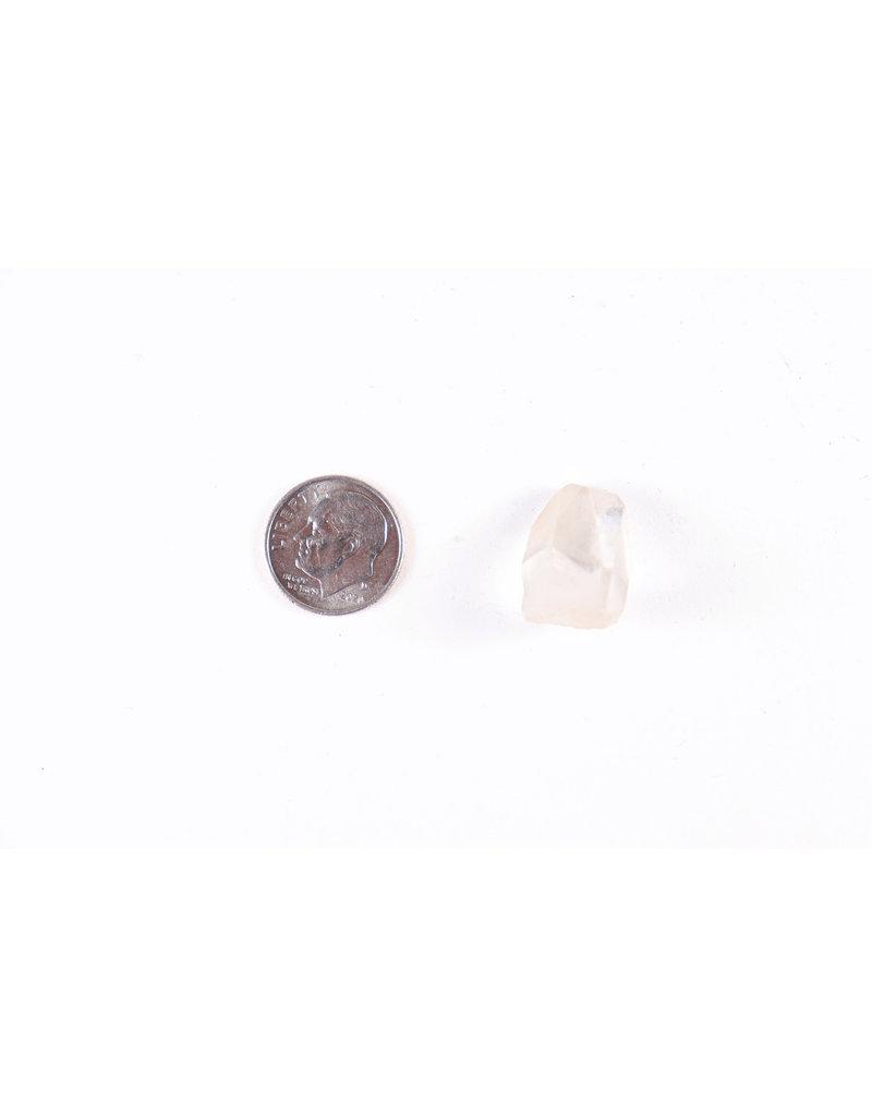 Clear Natural Quartz Crystal  Point