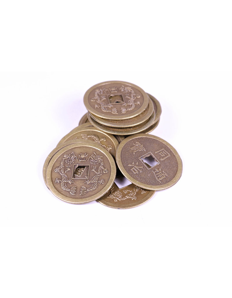 """Chinese Coin 1.5"""""""