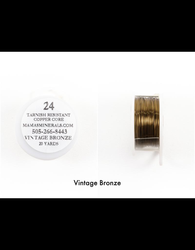 24 Gauge Copper Core Wire