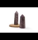 Lepidolite Point 71-90g