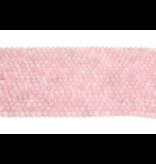 Rose Quartz Round 8mm