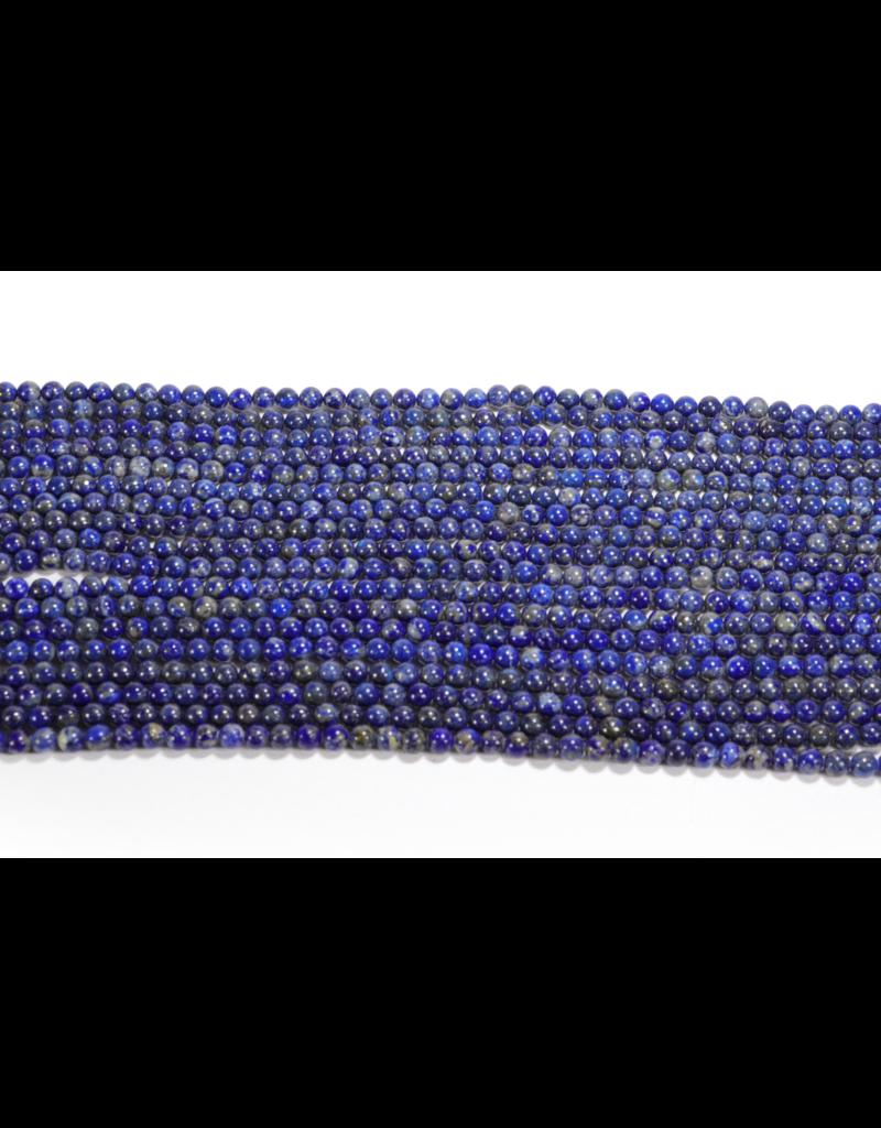Lapis Lazuli Rounds 6mm