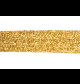 Golden Tiger Eye Faceted Round 4mm