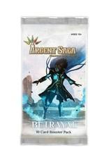 Argent Saga TCG: Betrayal - Booster Pack