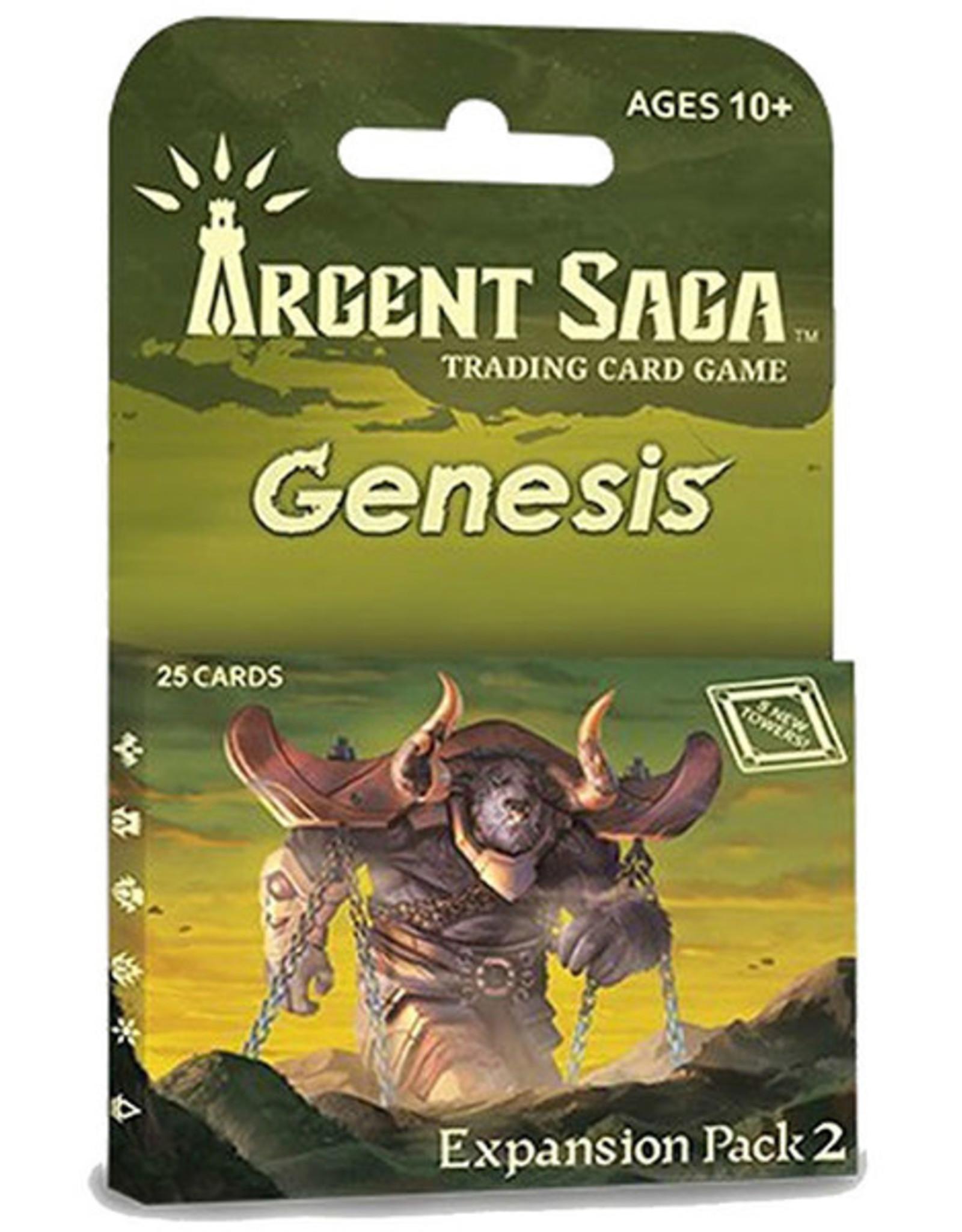 Argent Saga TCG: Expansion Pack - Genesis