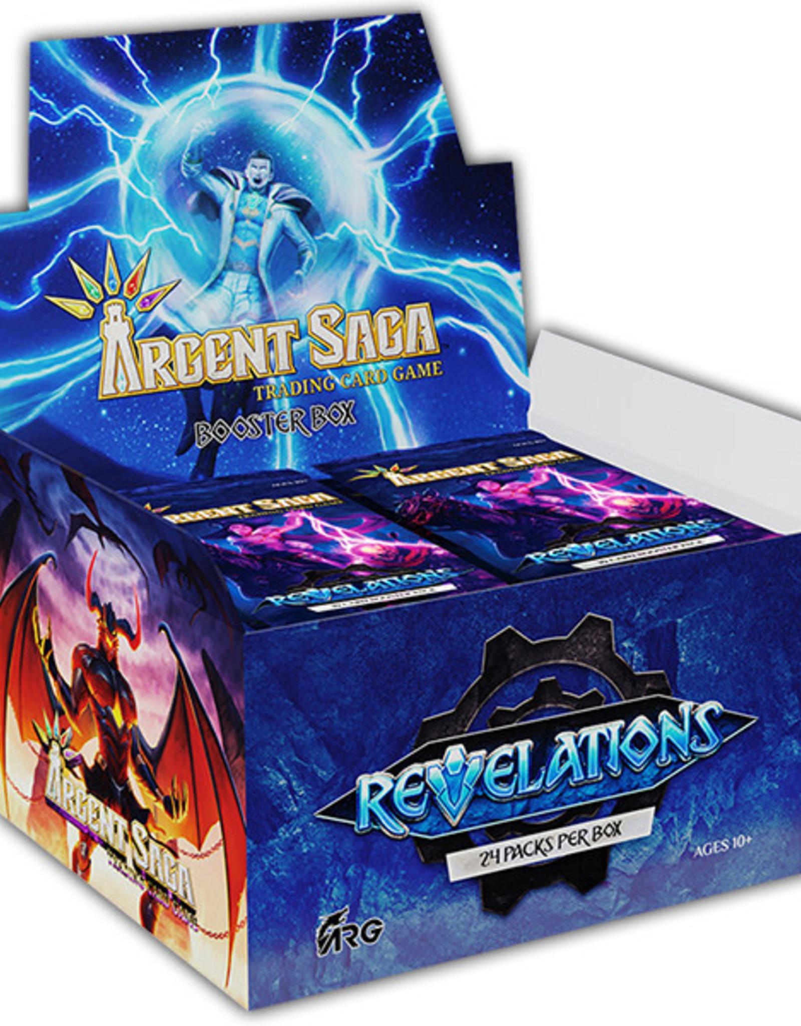 Argent Saga TCG: Revelations - Booster Box