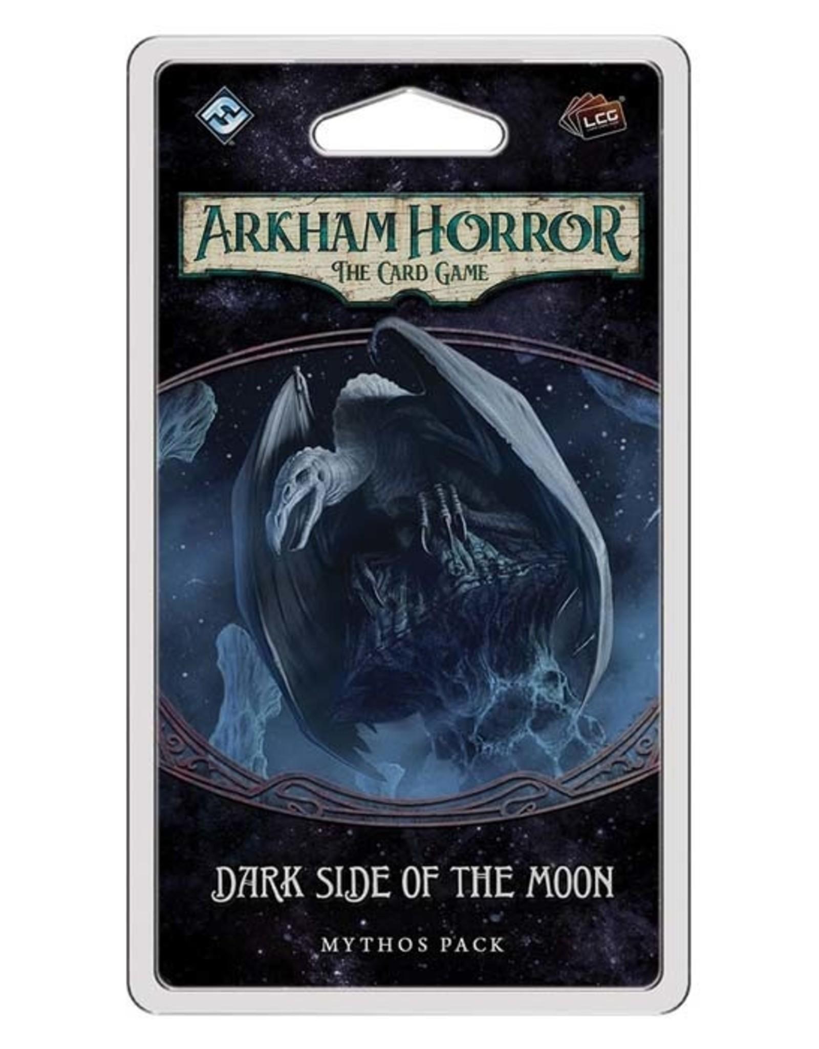 Arkham Horror Arkham Horror: The Card Game - Mythos Pack - Dark Side of the Moon