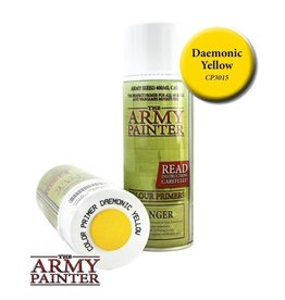 The Army Painter Army Painter: Colour Primer - Daemonic Yellow