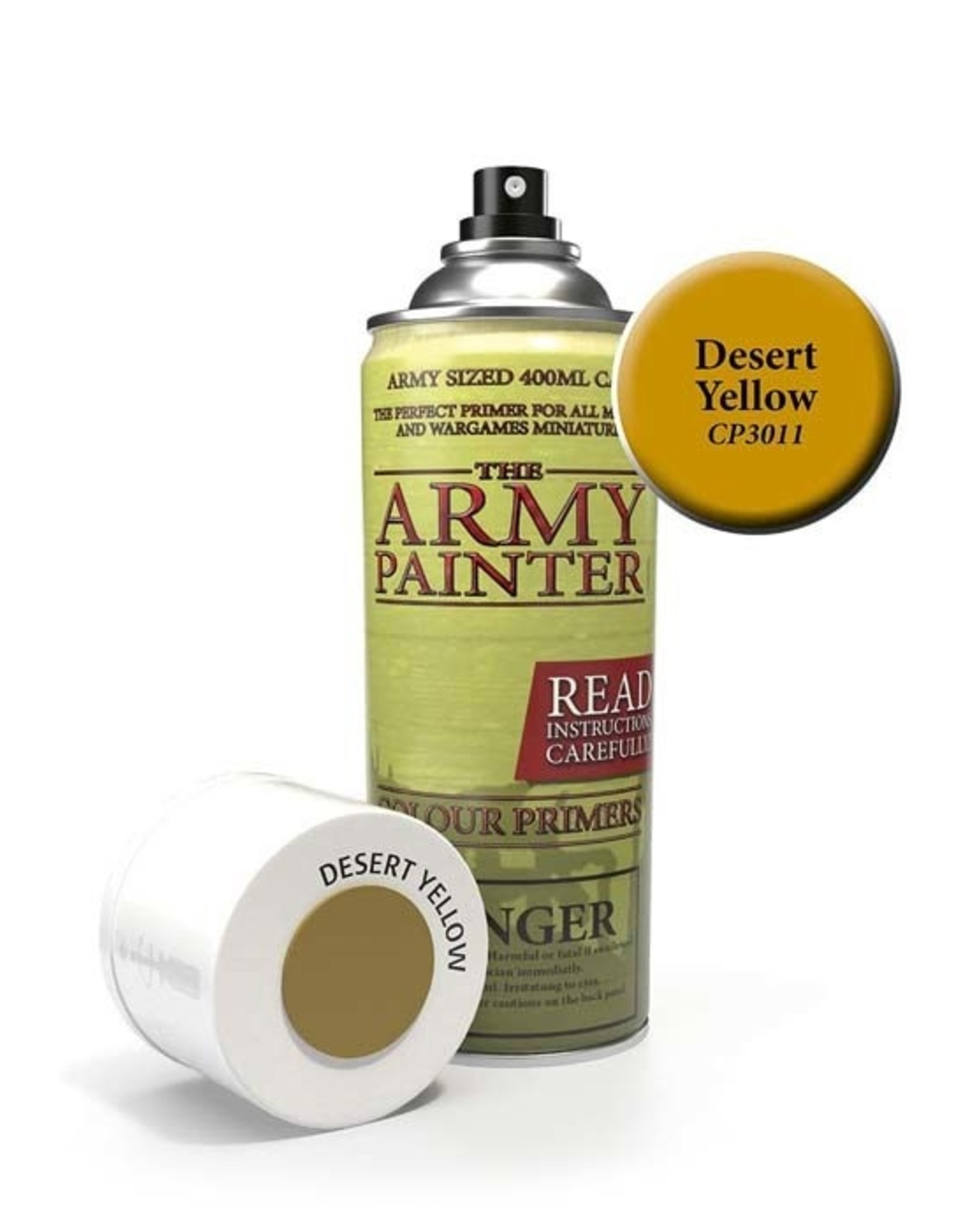 The Army Painter Army Painter: Colour Primer - Desert Yellow